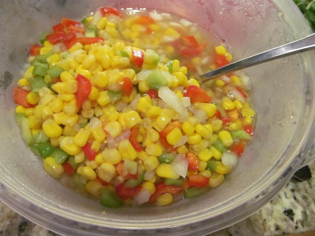 Corn Relish Recipe — Dishmaps