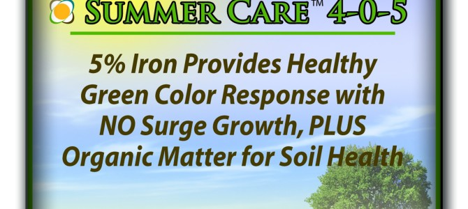 Organic Plant Health Summer Care is IN STOCK!
