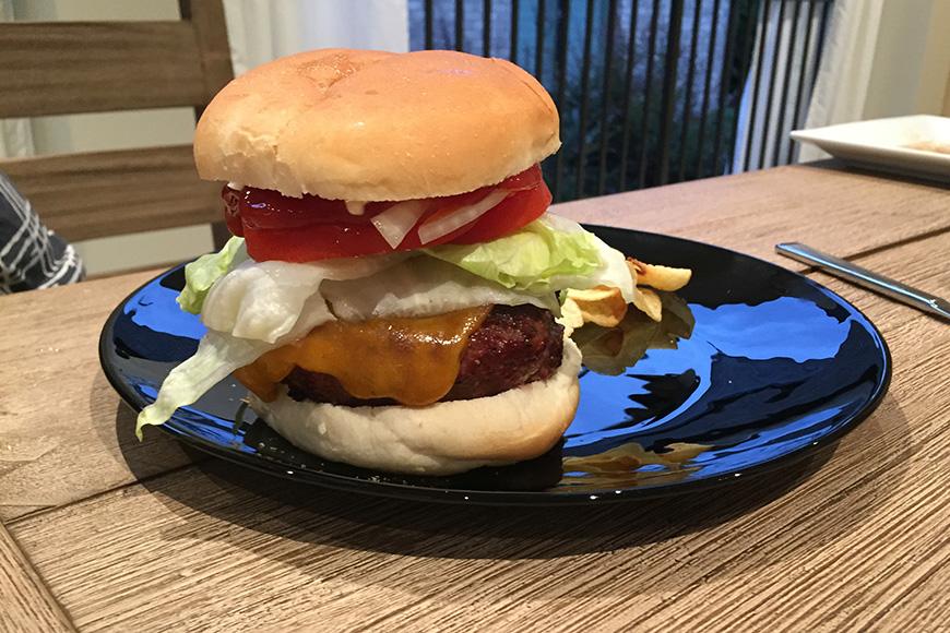 Grilling Burgers on The Big Green Egg – Blackhawk Hardware
