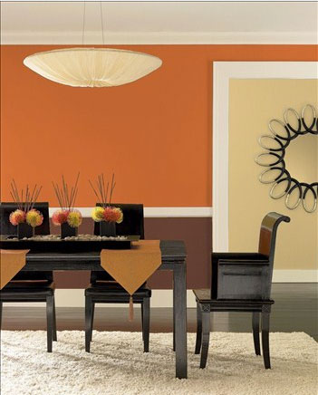 Stunning Fall Inspired Interior Paint Colors by Benjamin Moore ...