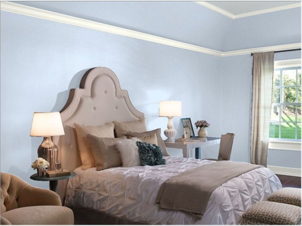 Calming Paint Colors for Bedrooms – Blackhawk Hardware