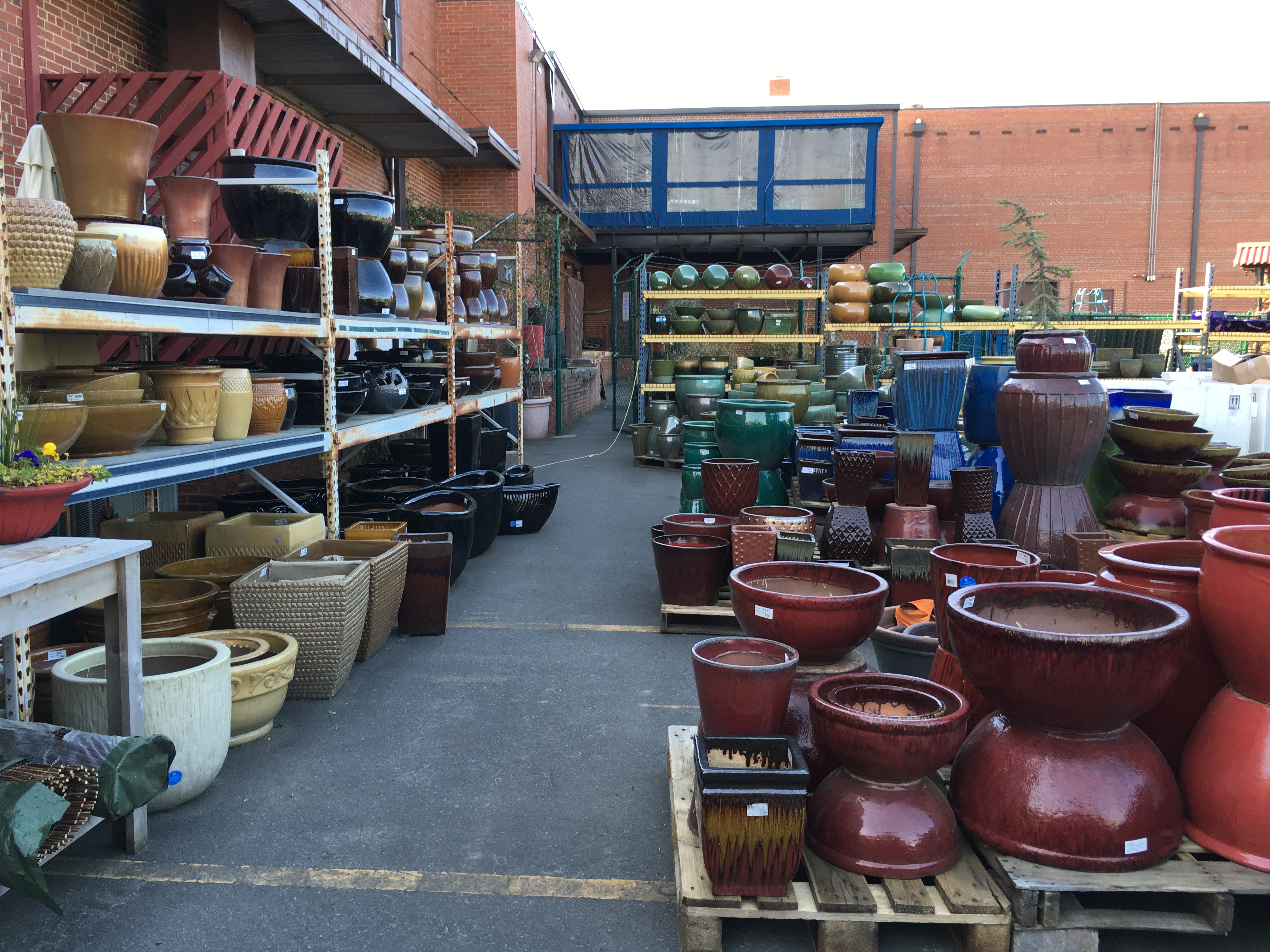 High Quality Planters In All Sorts Of Colors From Blackhawk Hardware In Charlotte, NC