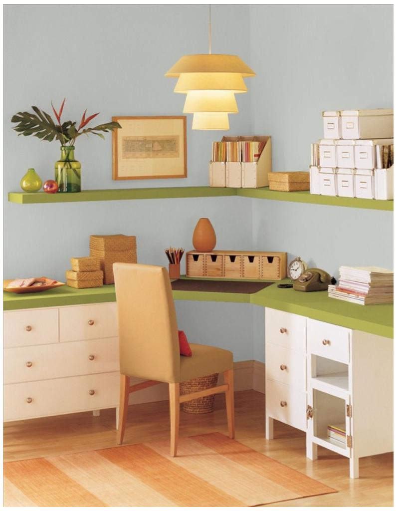 color scheme for office. On Trend Office Paint Colors By Benjamin Moore â\u20ac\u201c Blackhawk . Color Scheme For