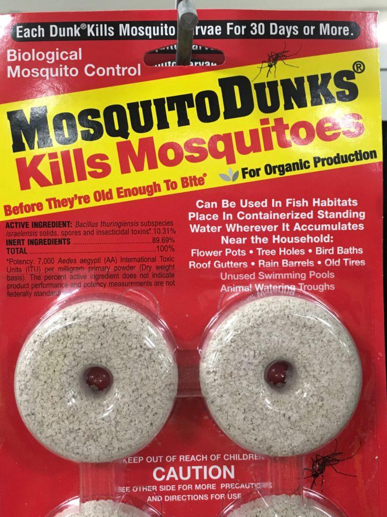 MosquitoDunks