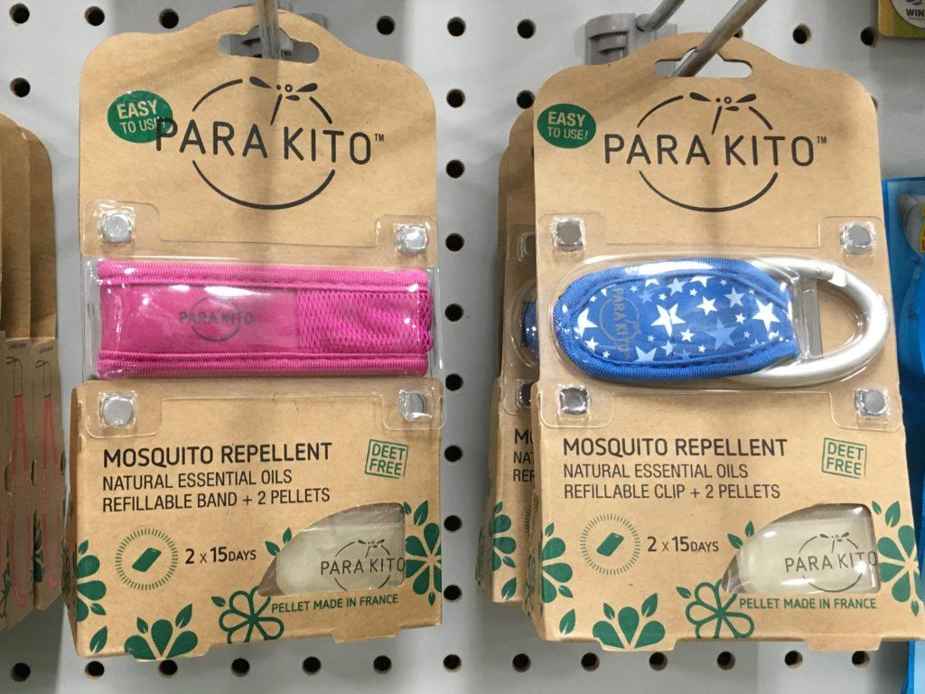 Para Kito Mosquito Repellents