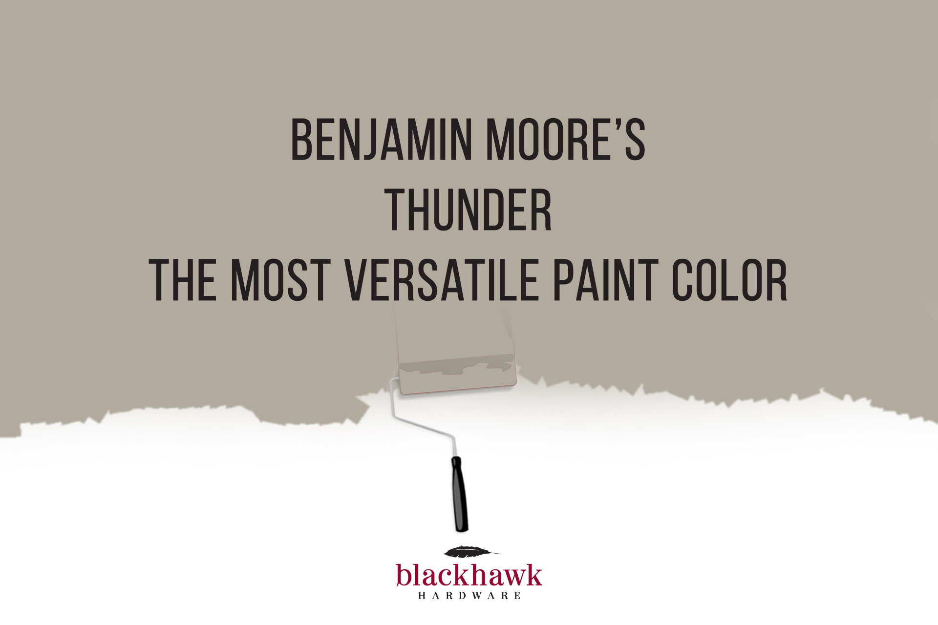View larger image the most versatile paint color benjamin moores thunder