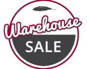 Warehouse Sale a Blackhawk Hardware