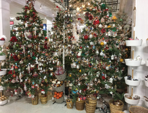 Christmas Ornament Trends 2016