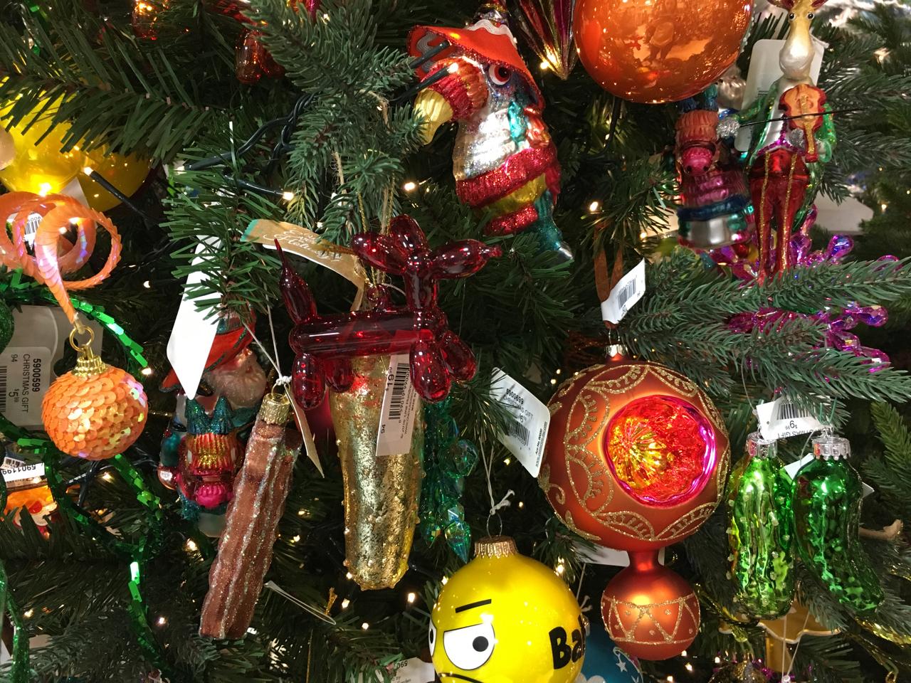 Southwestern Christmas Ornaments