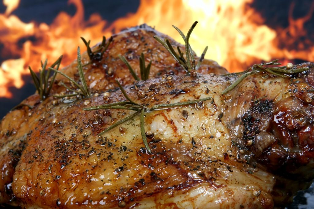 Turkey Recipes for The Big Green Egg