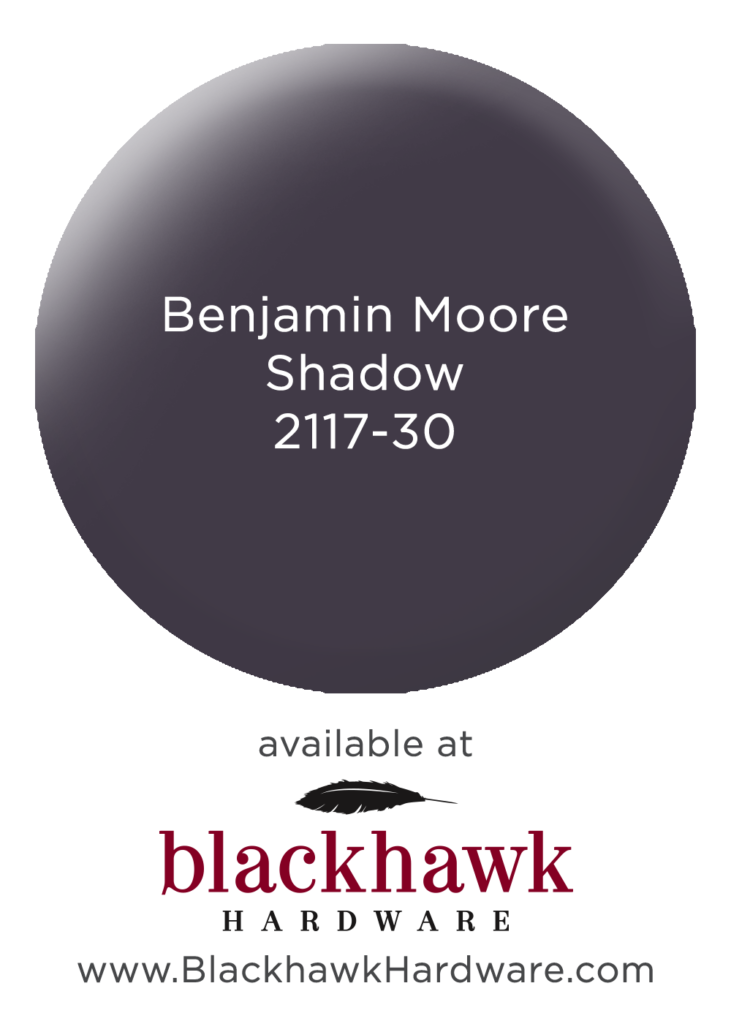 2017 Benjamin Moore Paint Color Of The Year Blackhawk