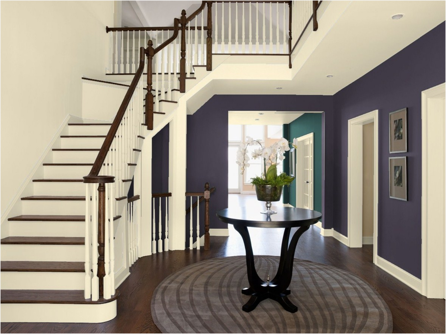 Style Your Entry Way With Benjamin Moore Interior Paint
