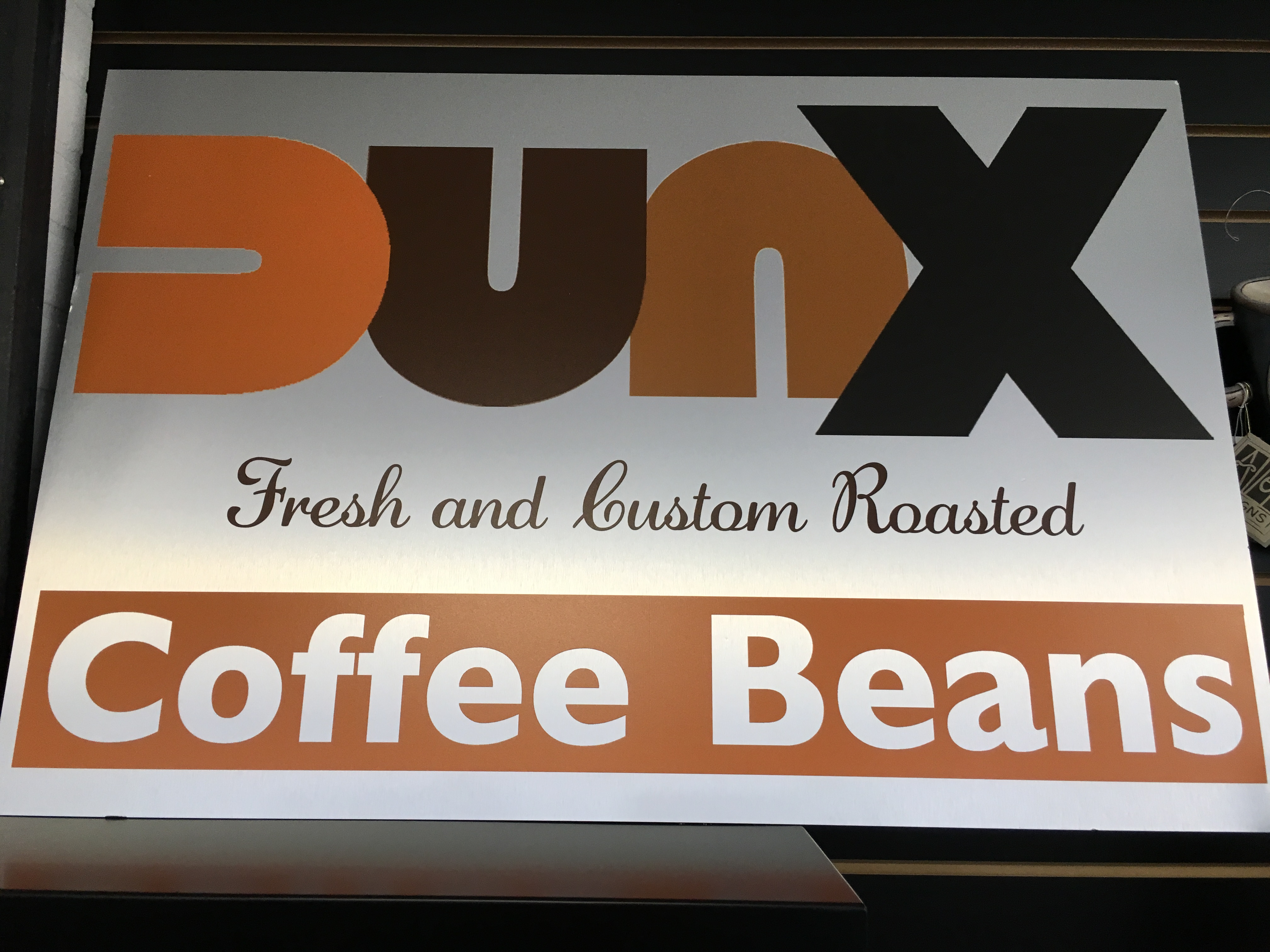 Dunx coffee and beans now available at Blackhawk Hardware