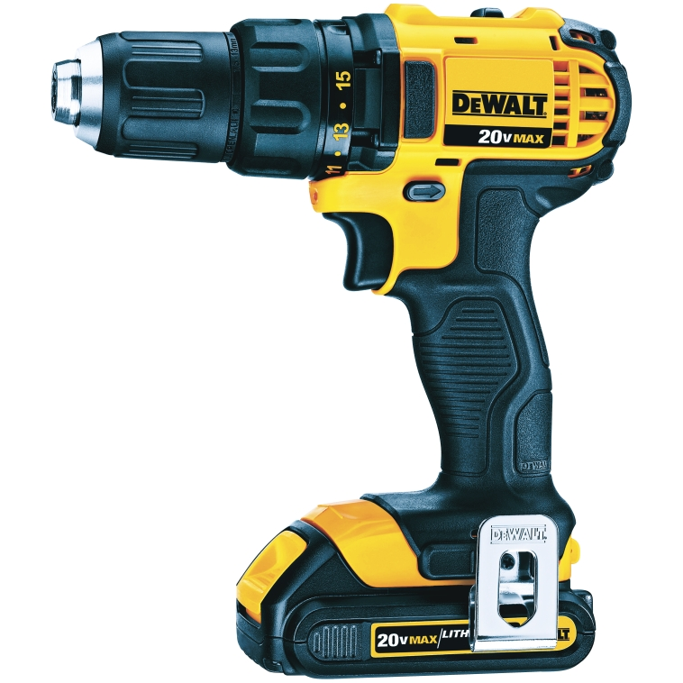 Cordless drill. Find out what other tools should be in an essential tool kit.