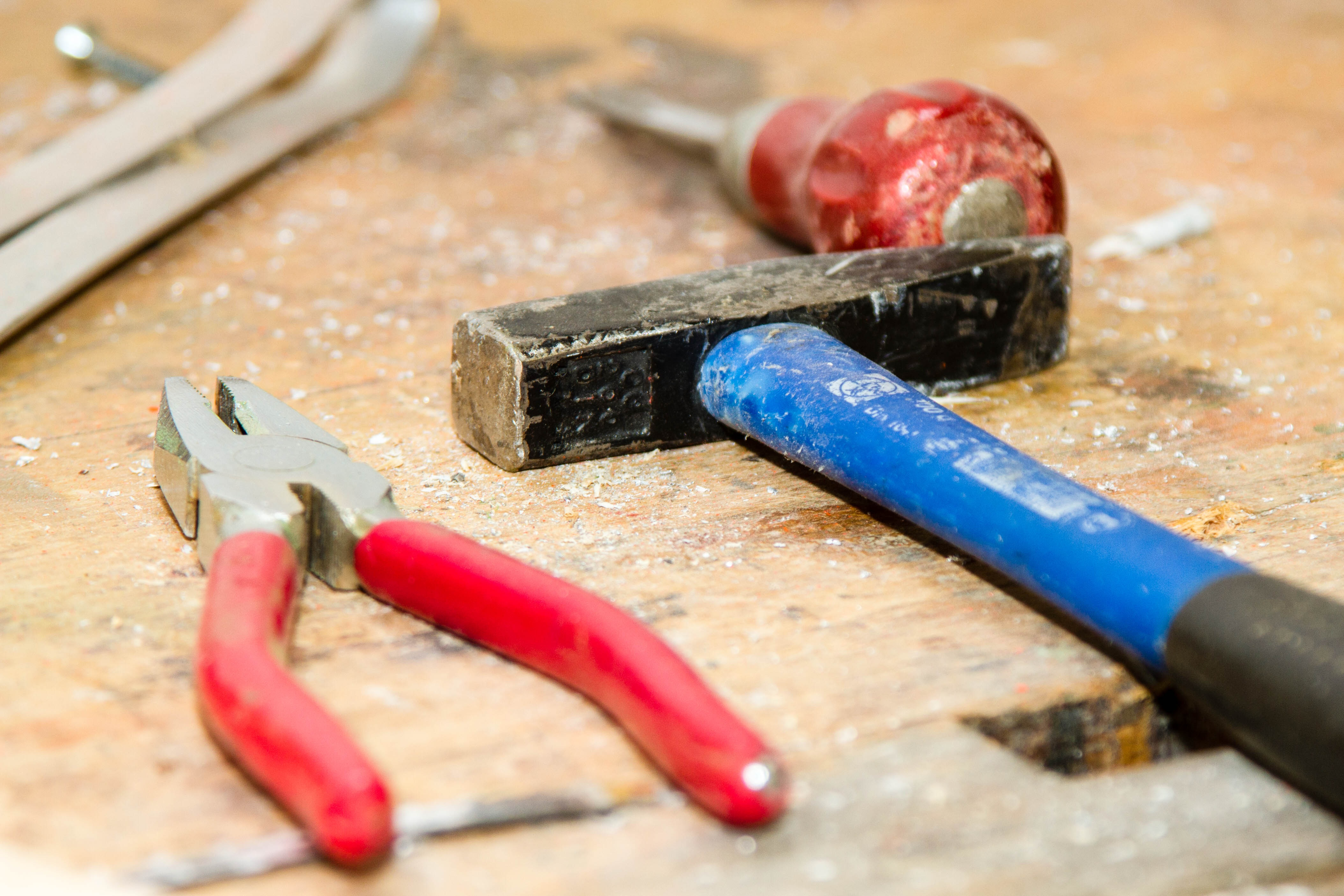 Essential tools for every home owner