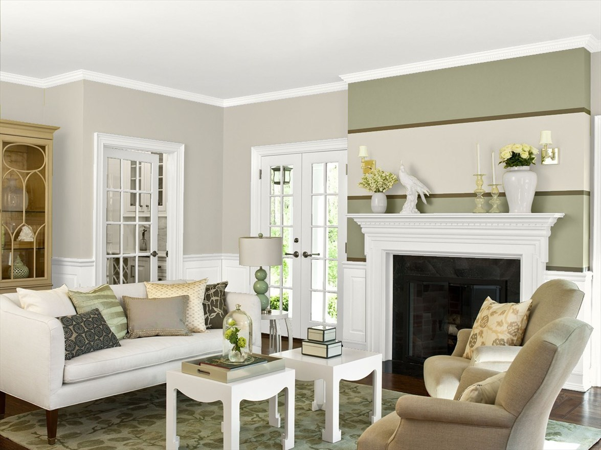 The best gray paint shades by benjamin moore blackhawk for Best benjamin moore paint