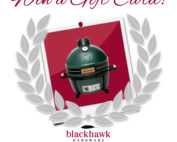 Show us what you're grilling and you could win a gift card!
