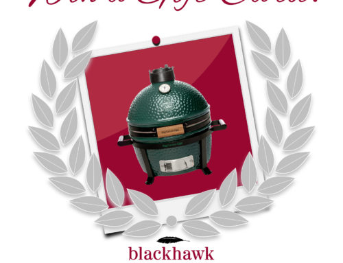 Grill and Win a Gift Card