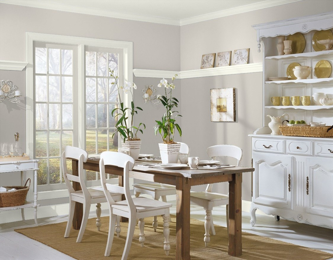 Benjamin Moore Farmhouse Paint Colors
