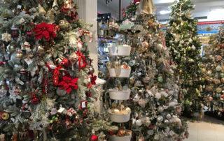 the 2017 christmas trees at blackhawk
