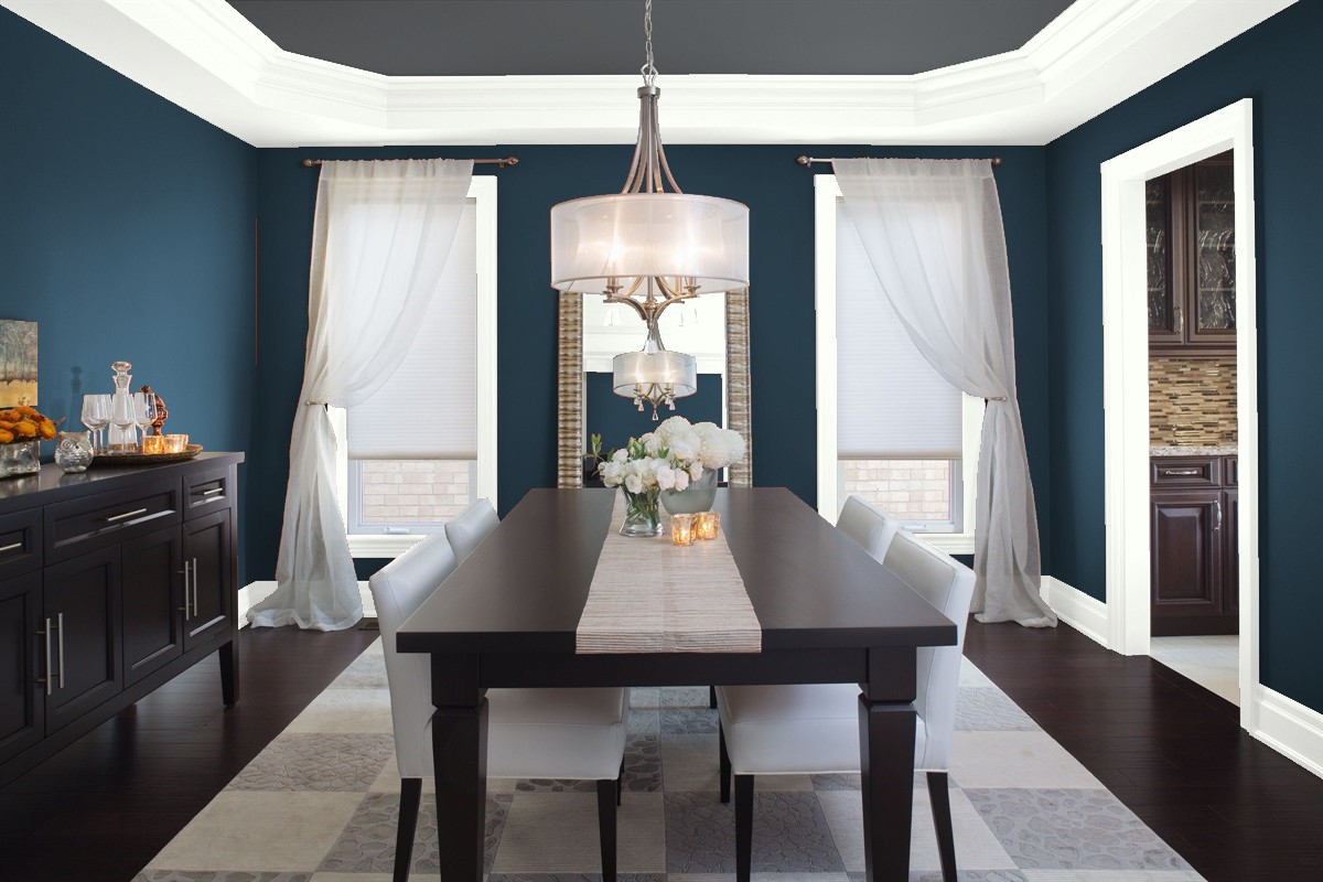 The Best Gray Paint Shades By Benjamin Moore Blackhawk