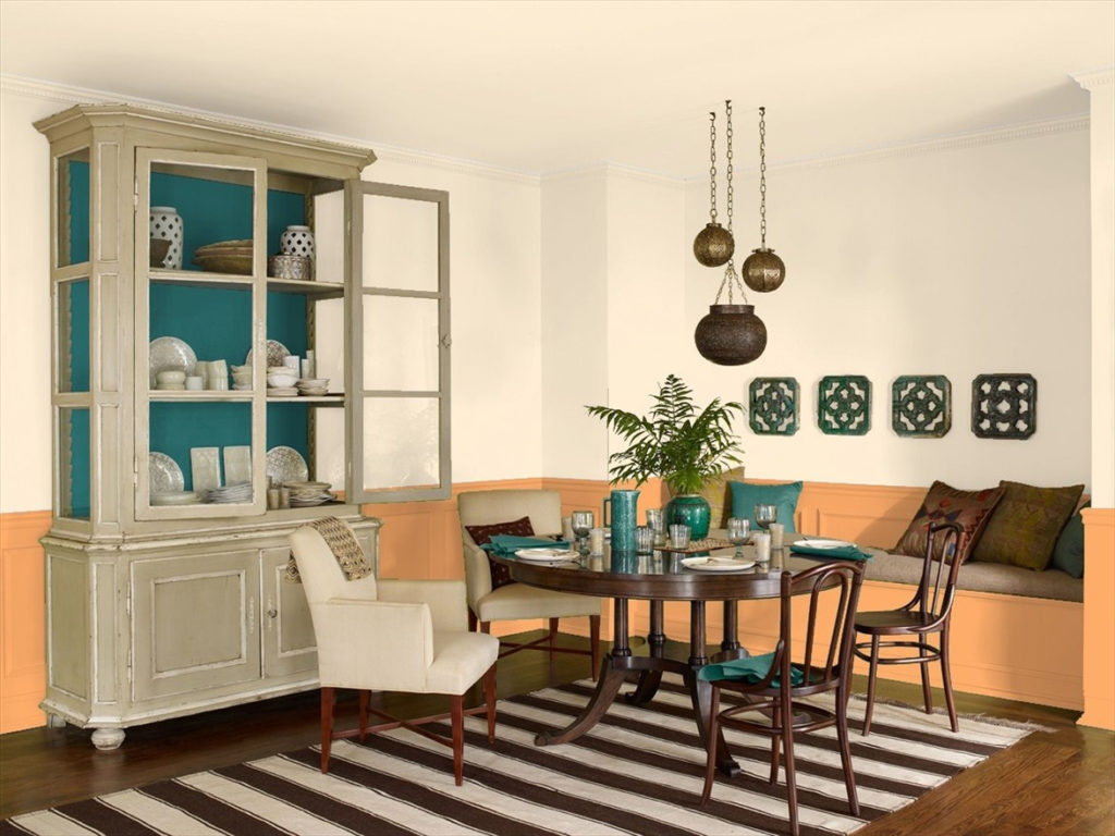 Choosing Interior Paint Colors with A Little Help from Color Theory ...