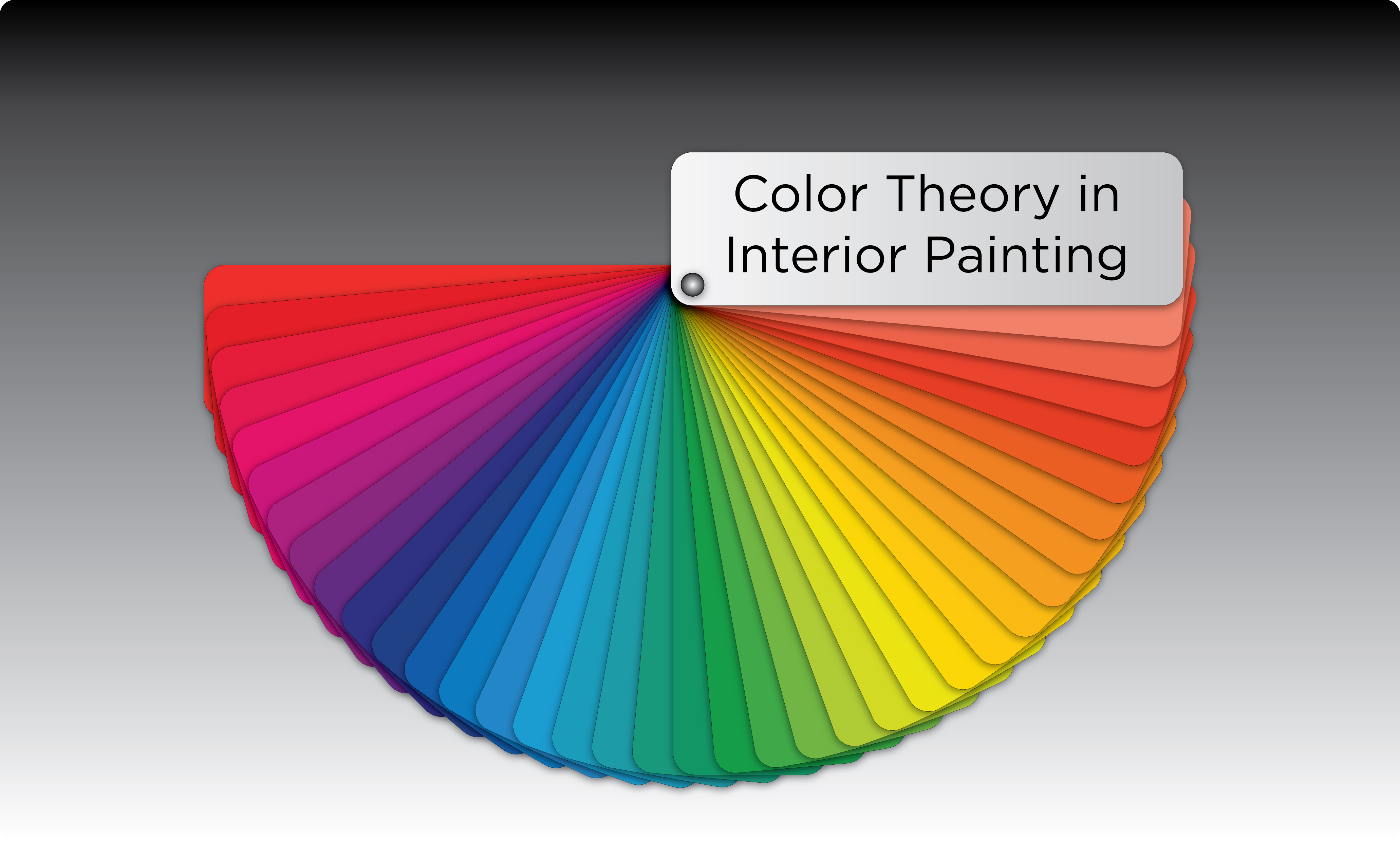 Get a little help from color theory when choosing interior paint colors!