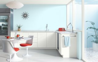 Painting your kitchen couldn't be easier with Benjamin Moore Paint