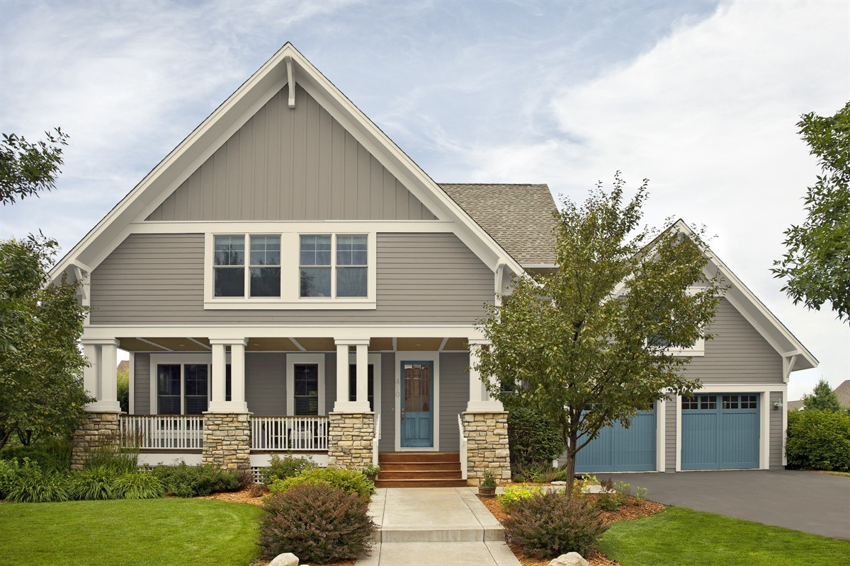Exterior Paint Schemes For Your Charlotte House