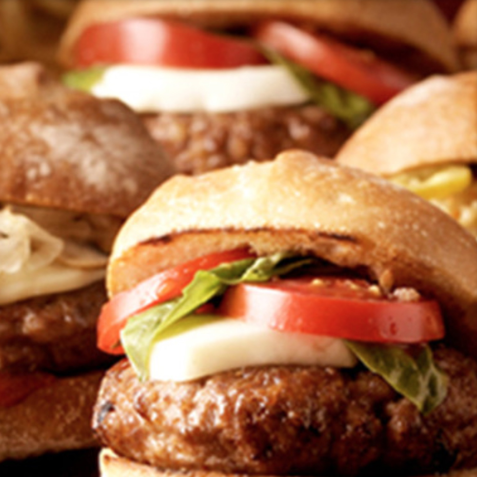 Sausage Sliders for your next tailgate