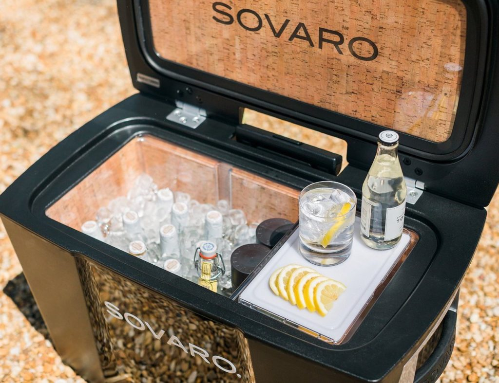 Entertain in style with the Savaro Cooler