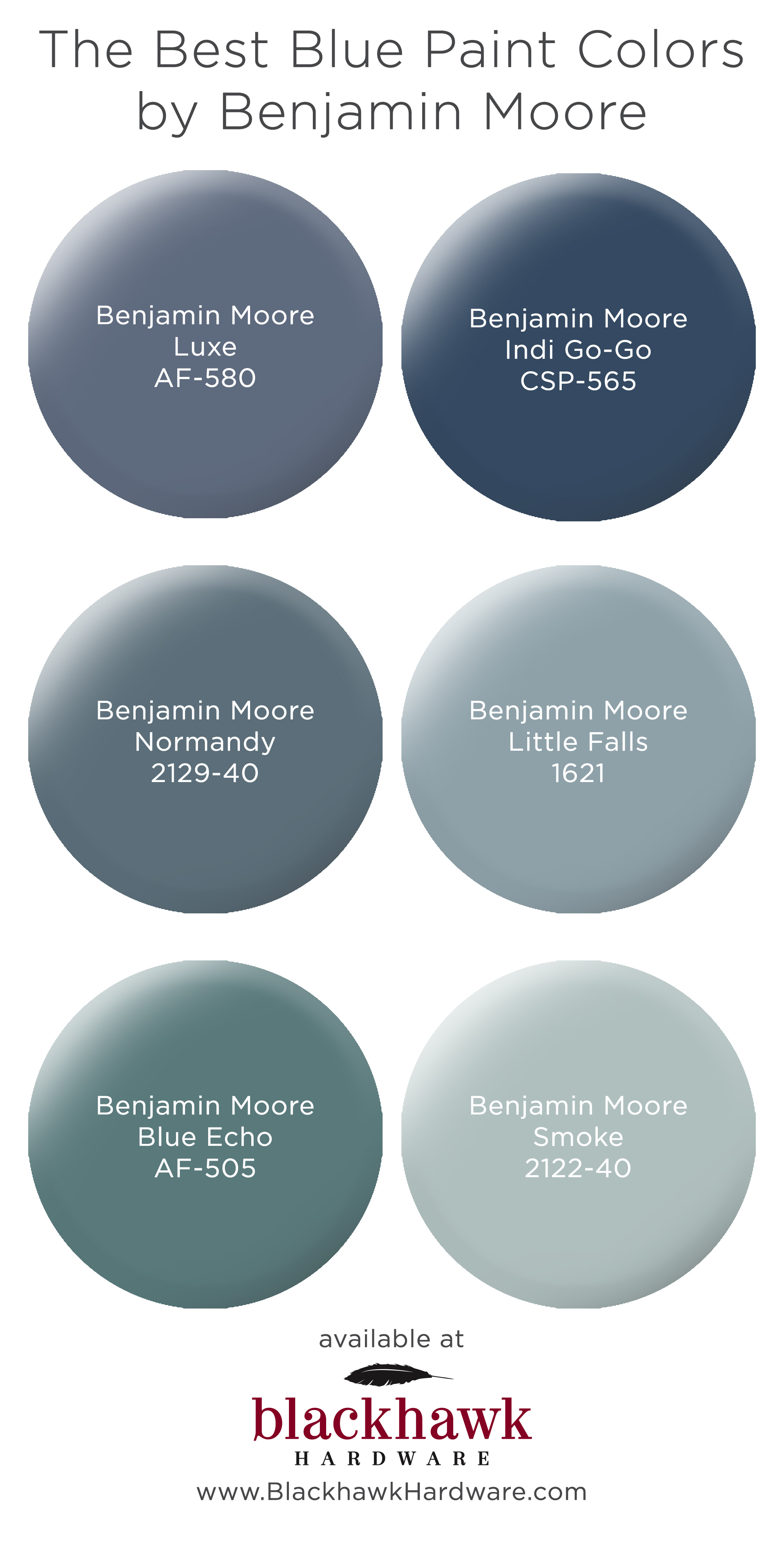 Our favorite blue bedroom paint colors by benjamin moore for Design your own room benjamin moore