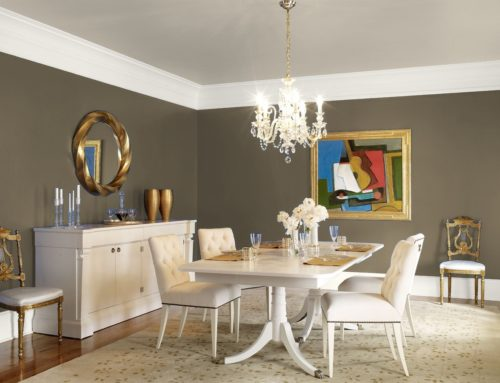 Dining Room Make-Overs in Time for Holiday Entertaining