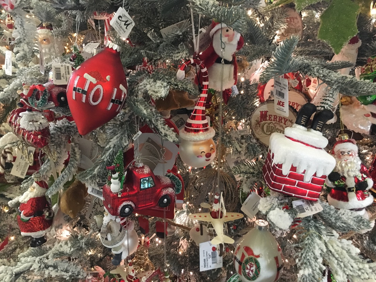 Come See The 2018 Christmas Tree Forest At Blackhawk