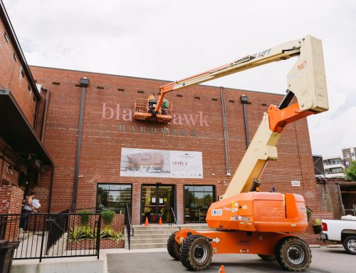 Blackhawk Opens New Downstairs Sales Floor